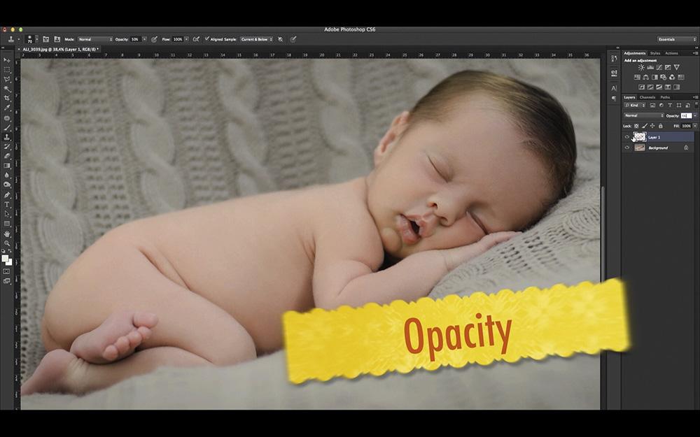 Opacity Clone