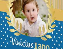 Capa Álbum Vinícius
